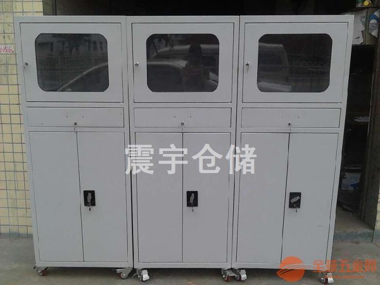 深圳移动工控电脑柜 工业防尘电脑柜