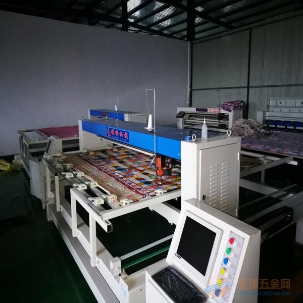 哪里卖单针电脑绗缝机 济宁花型棉被绗缝机厂家直销
