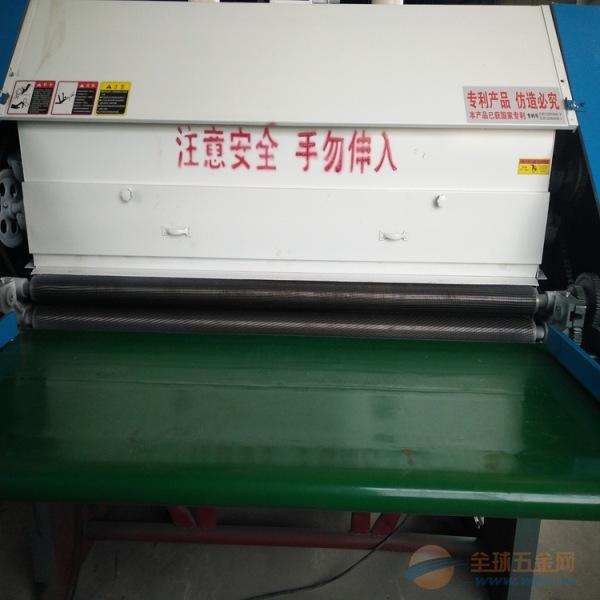 旧棉花翻新梳理机 多功能一次成型精细梳理机 占地小 除尘环保