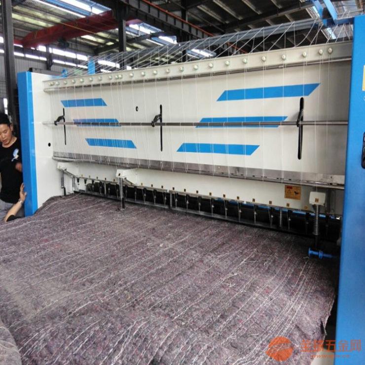 多功能保温被机厂家 大棚棉被机报价