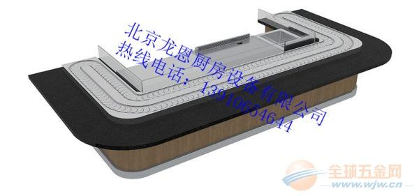 北京铁板烧设备报价