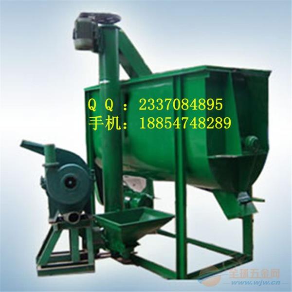 厂家专业制作粉碎搅拌机颗粒机螺旋提升机各种机械