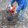 恒丰专做高强度变速传动挖坑机 四冲大功率地钻