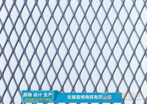 小型菱形钢板网加工船舶钢板网定制