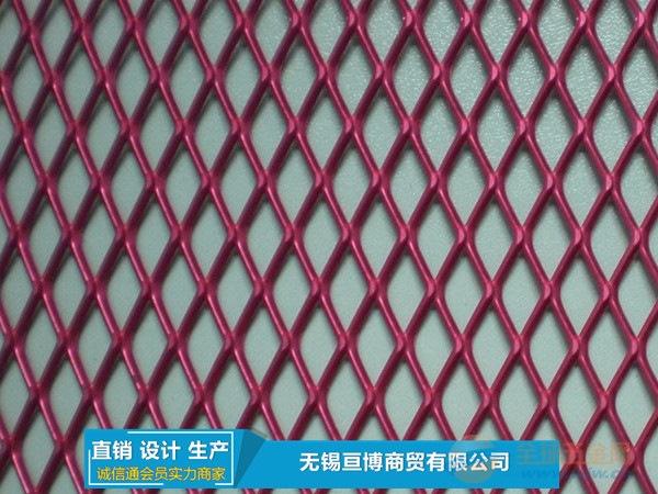 不锈钢钢板网多大孔径轻重型菱形钢板网价格