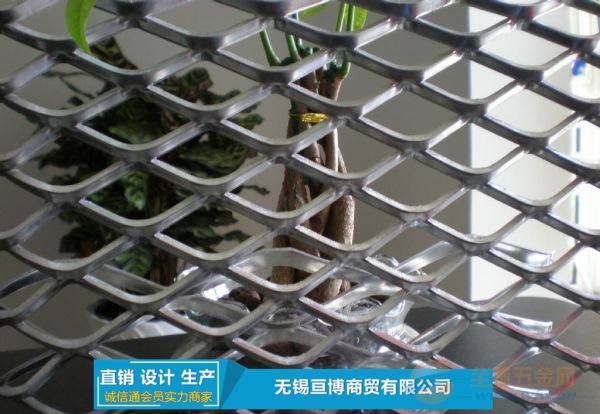 江阴沭阳标准菱形钢板网