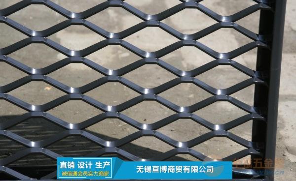 江阴泰兴冲压轻重型菱形钢板网