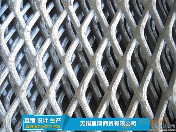 江阴海门标准菱形钢板网