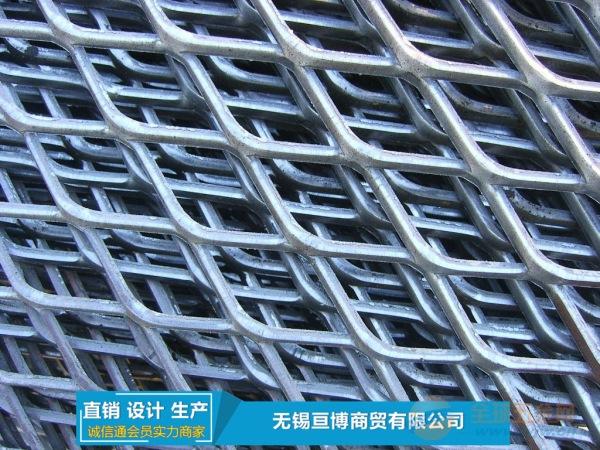 江阴徐州菱形铝板网定制