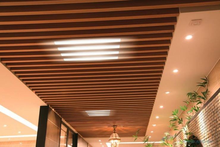 吊顶装饰材料铝方通厂家