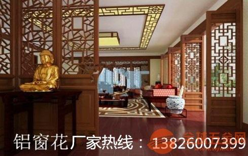 广东雕花铝窗花屏风幕墙实力厂家