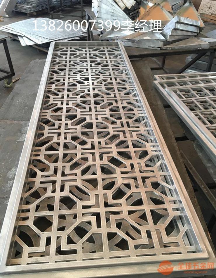 西安铝窗花厂家直营价格低