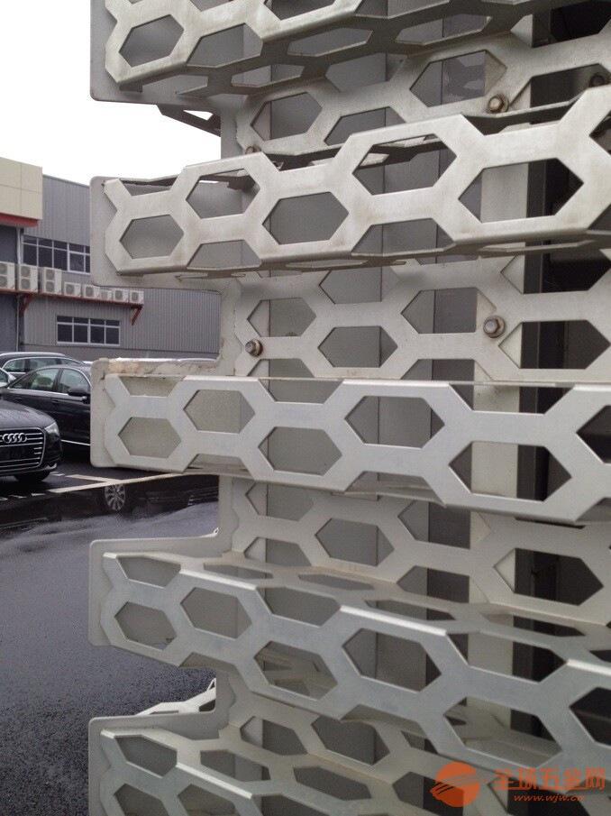 台州奥迪4S店外墙专用铝单板实力老厂