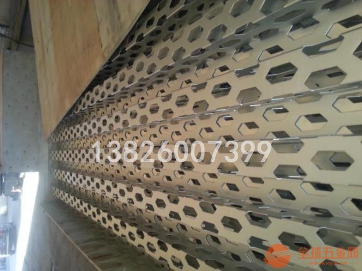 奥迪4S店冲孔长城铝单板生产厂家直供