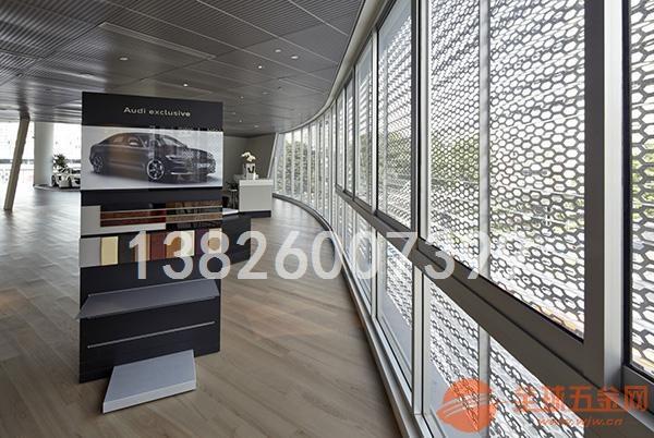 惠州奥迪4S店长城铝单板生产销售厂家