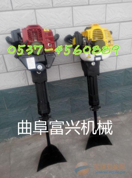 小型汽油挖树机 家用新款移苗机 汽油断根挖树机