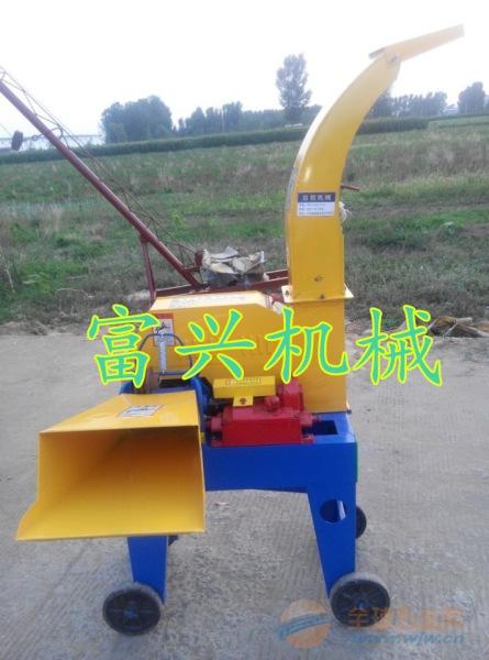 新型秸秆青贮铡草机 大型玉米秸秆铡草机 养殖业饲料铡草机