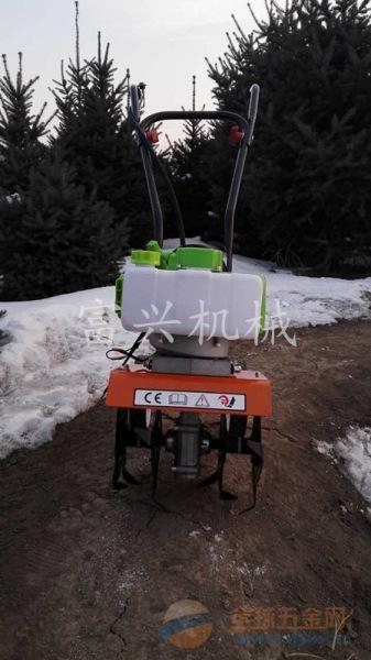果园专用松土机 小型开沟机 翻转犁地机