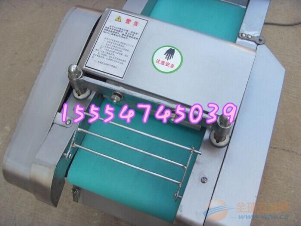 台州多功能切姜丝机 长期供应全自动切菜机