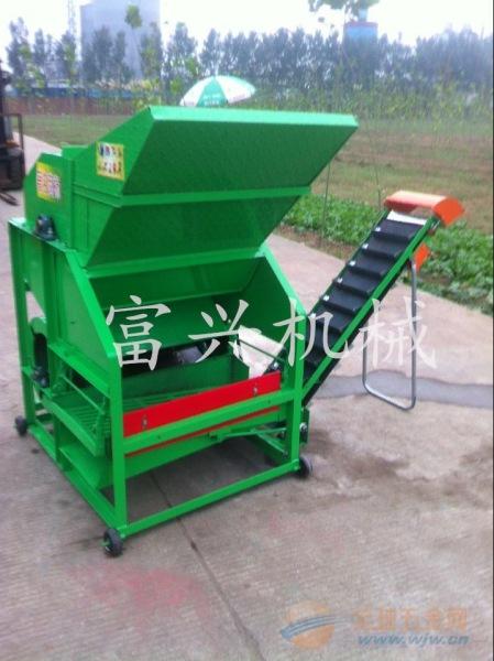 湿花生摘果机厂家 干湿两用花生摘果机 新型花生摘果机