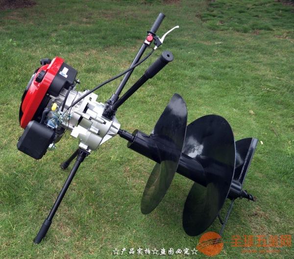 商丘 大直径硬土挖坑机 小手提式挖坑机