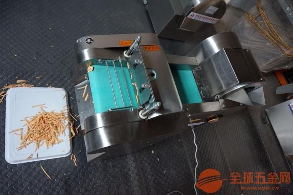吉林厂家直销切姜片丝机 蔬菜切断机图片