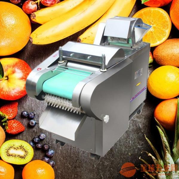 大连多功能自动切菜机厂家 海鱼切片机