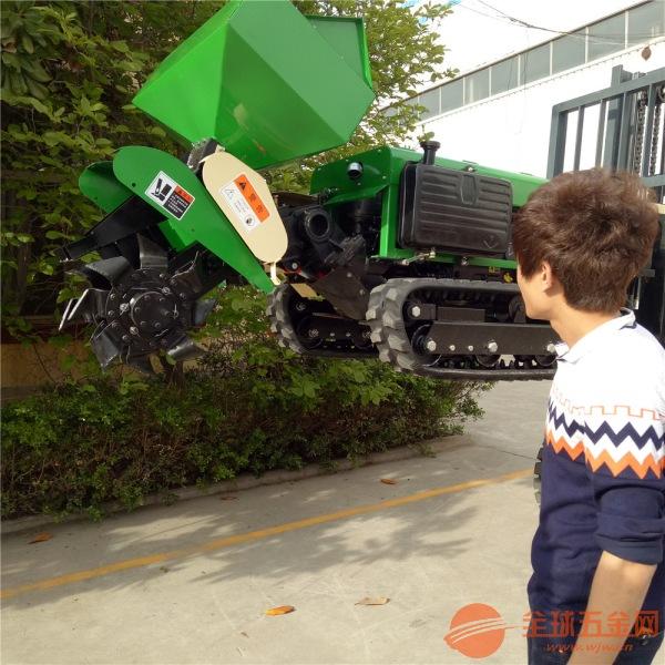 盐城 蔬菜大棚耕地机价格 开沟施肥回填机