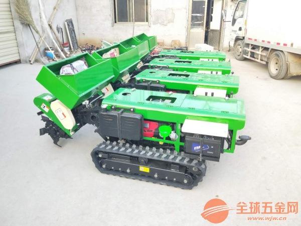 成都 柴油机开沟机厂家 施肥回填一体机