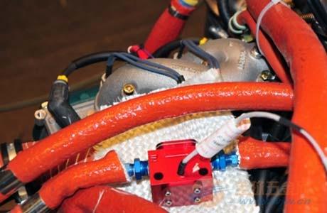 耐高温阻燃油管保护套管