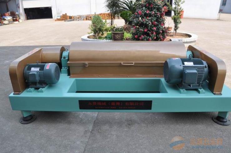山东造纸污水处理设备污泥脱水机LWY550系列报价
