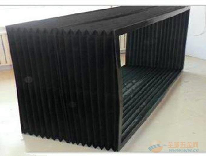 按要求定做pvc材质风琴式伸缩防尘罩