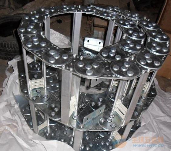 镀锌钢制穿线拖链价格实惠