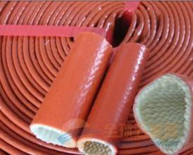 源头厂家高温阻燃穿线软管