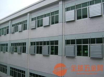 厦门专业铁皮房钢结构房降温,高温厂房降温设备安装厂家