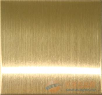 无锡304不锈钢板拉丝镜面冲压花纹蚀刻花纹油磨拉丝镀钛