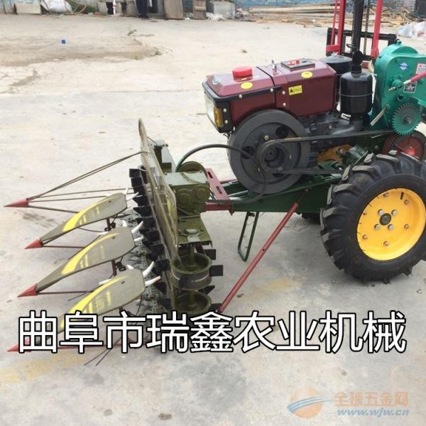 周宁县 联合收割机厂家 高效苜蓿草收割机