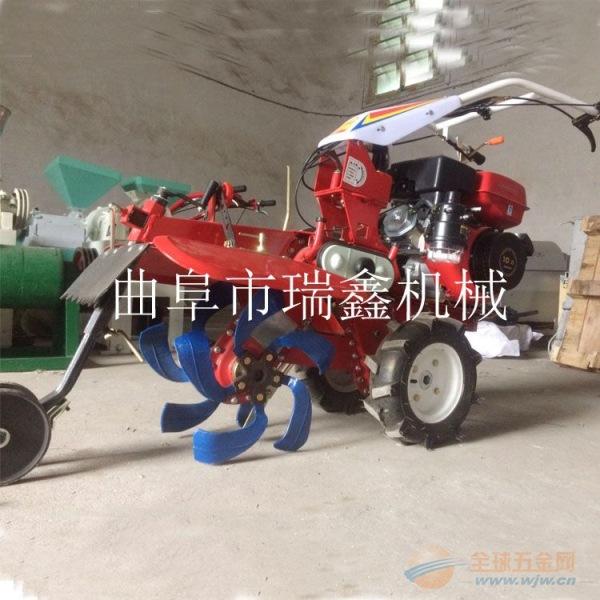 微耕机田园管理机 东丰县优质大葱培土机