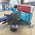 多功能玉米微耕播种机 手扶汽油旋耕机 大小型手扶旋耕机