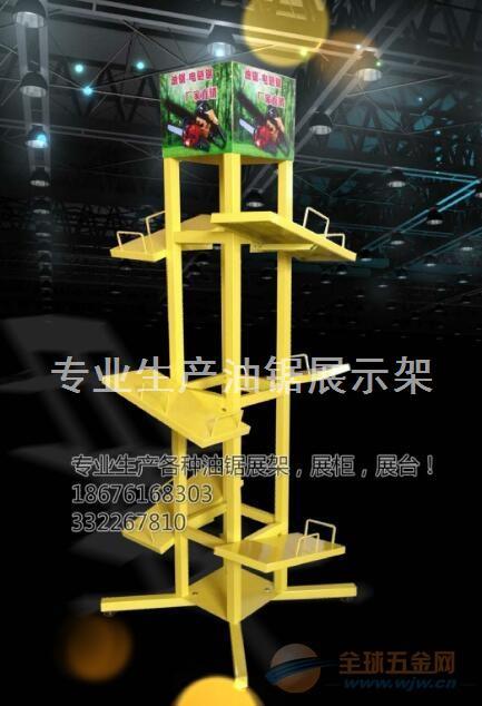 现货油锯展示架/层板货架/挂墙展架/最便宜的工具展架