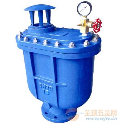 复合式排气阀carx自来水长输管道快速排气空气 连续不图片