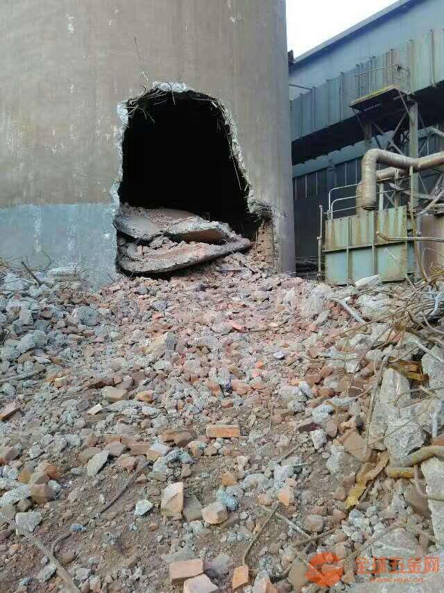 景德镇歪烟囱拆除公司√2018甲级资质