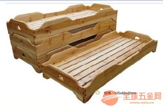 沈阳幼儿园实木床