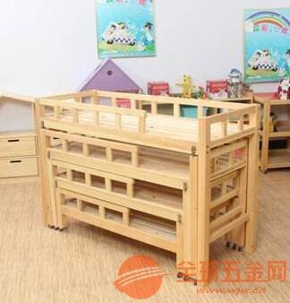 沈阳幼儿园推拉床