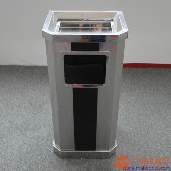 平顶山室内不锈钢垃圾桶批发,许昌银行烤漆垃圾桶定做价格