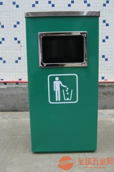 中国农业银行专用垃圾桶批发定做,商场不锈钢垃圾桶厂家