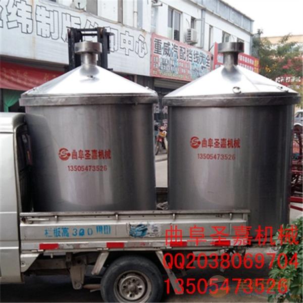 山西投料300斤酿酒设备多少钱一套