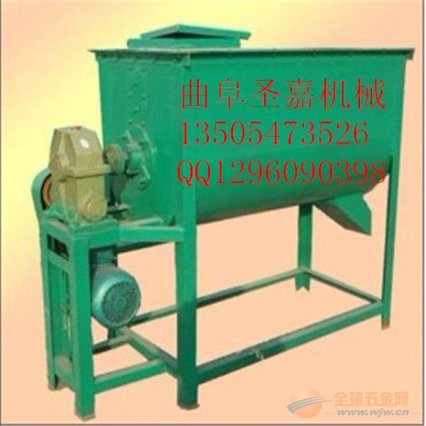 新款不锈钢饲料搅拌机 小型饲料混料机价格