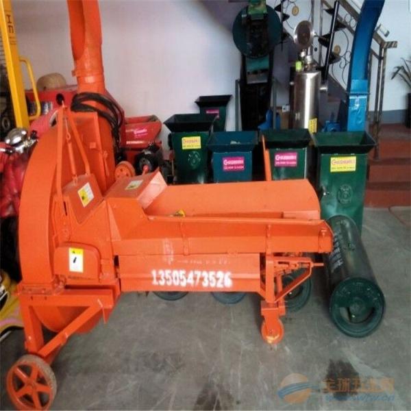 小麦秸秆铡草机 牧草铡草机 小型家用铡草机制造商