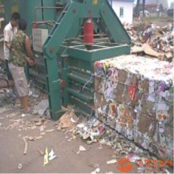 双缸液压打包机价格 棉花打包机生产厂家